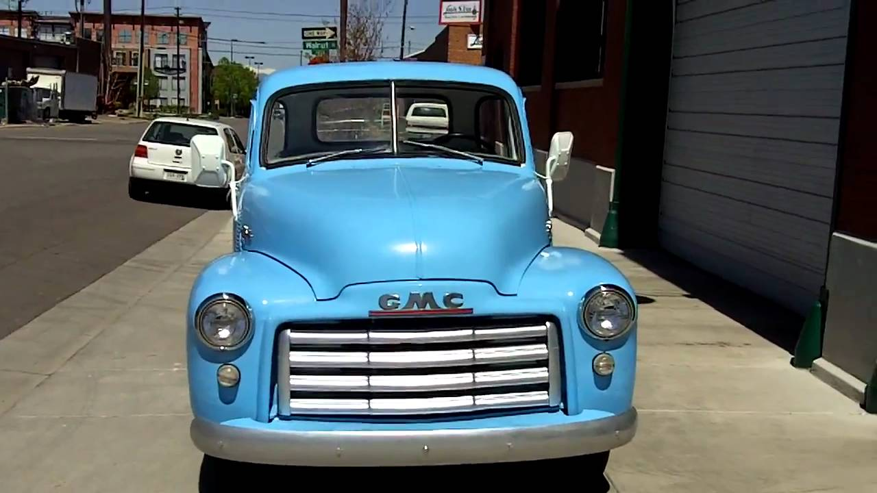 1950 Gmc 100 5 Window For Sale Youtube