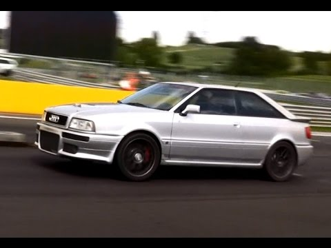 audi 80 quattro turbo vs audi s2 coupe turbo youtube. Black Bedroom Furniture Sets. Home Design Ideas