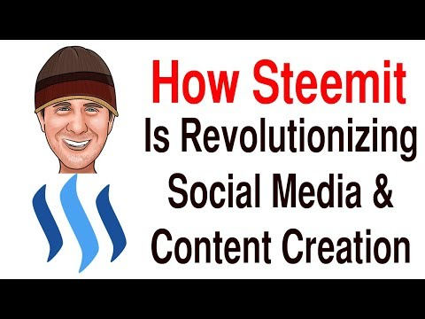 Why You Should Be On Steemit - Steem Crypto and The Decentralized Blockchain Blogging Platform