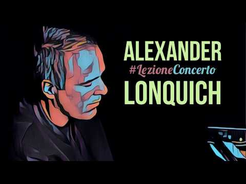 Q&A with Alexander Lonquich #LezioneConcerto