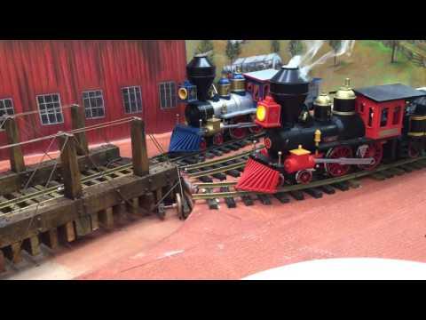 Playmobil western train usmrr playmobil youtube - Train playmobil ...