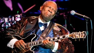 B.B. King - The Thrill Is Gone - Guitar Backing Track (The Best Version)
