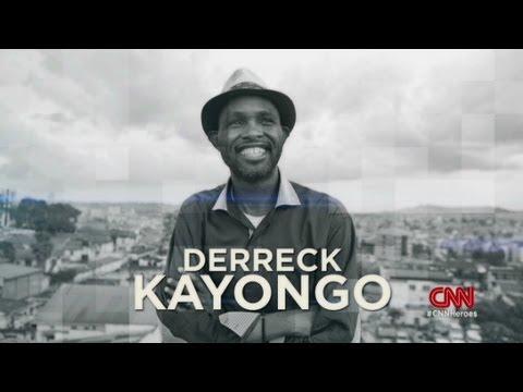 Heroes Tribute: Derreck Kayongo