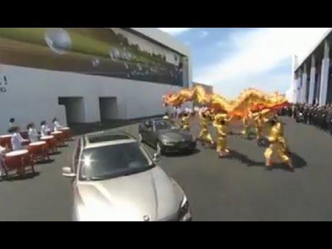 BMW in Cina  joint venture con Brilliance China Automotive per lo stabilimento di Shenyang
