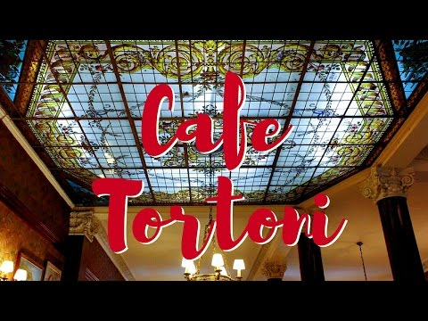 Café Tortoni - Iconic cafe in Buenos Aires