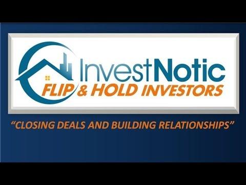InvestNotic Flip Investors
