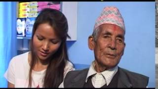 Nepali Funny Comedy Video( subtitled) Halka Ramailo Clip 22 - Young Wife
