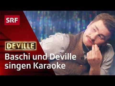 Baschi und Deville singen Karaoke - #deville