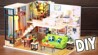 DIY Miniature Dollhouse Kit || Romantic House - Miniature Land