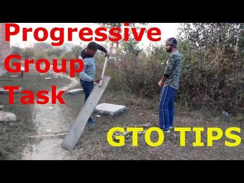 Most important tips for Progressive group task [ PGT ] // HOSLA ACADEMY SSB COACHING, SSB TRAINNING