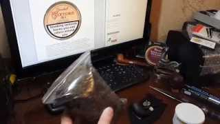 Курительная трубка Stanwell и табак, из интернет магазина 2 часть
