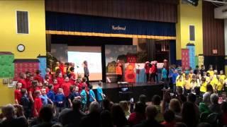 Northwood Elementary Mr Rogers Neighborhood Play