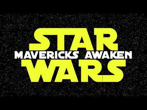 Mavericks Intro Video 2016-17 - Star Wars Night