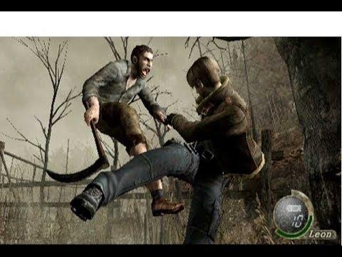 Resident Evil 4: Kick City