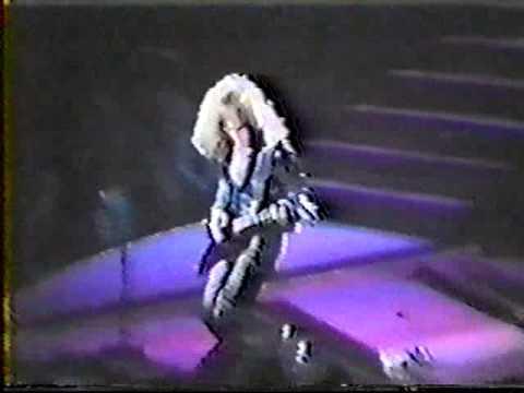 [Rare] Judas Priest - Live At Joe Louis Arena, Detroit, MI, USA, 09.08.1986 [Full Show / Concert]