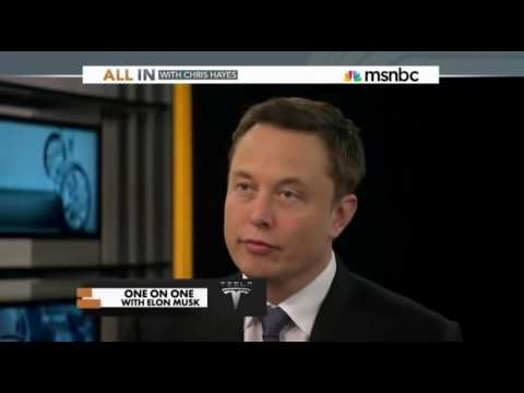 Elon Musk On Sharing Teslas Patents