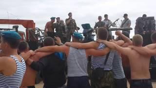 "кавер группа ROCK CAFE - гимн ВДВ ""Синева"""
