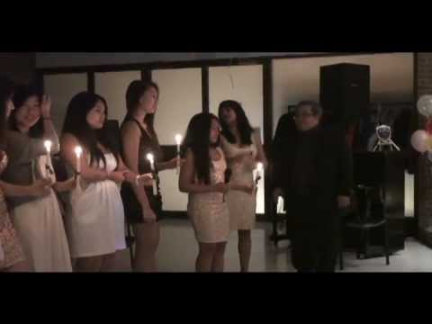 [Tear's Debut/18th Birthday] Candles & Roses - Candles Speeches