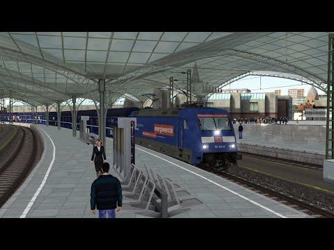 Train Simulator x64 2021 07 04 17 57 41 RailStudio repintado azul DB y SBB (7x) + serie roja (4x) |