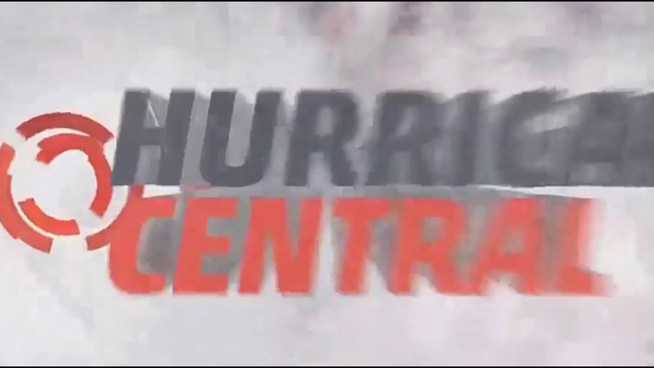 hurricane central intro - the weather channel