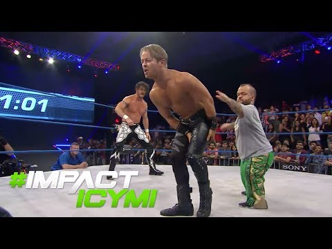 Rockstar Spud and Swoggle Square off in Sony SIX Invitational | #IMPACTICYMI June 15th, 2017