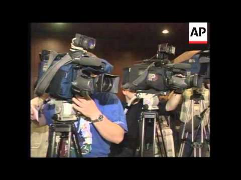 RUSSIA: MOSCOW: UN SECRETARY GENERAL KOFI ANNAN VISIT