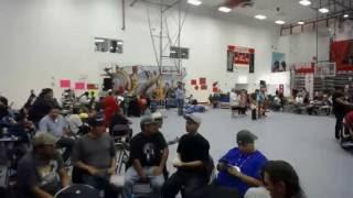 KD Edwards Gourd Dance & PowWow @ Bernalillo High School Clip 4