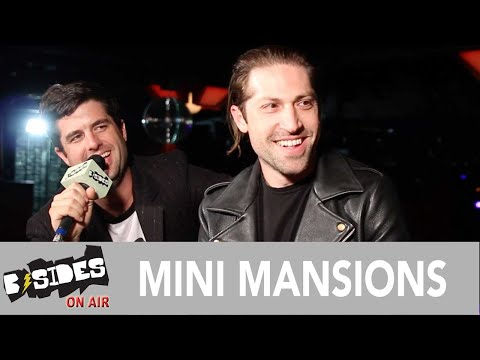 Mini Mansions Talk Heavy Intimate Material in New Album, 'Guy Walks Into A Bar'