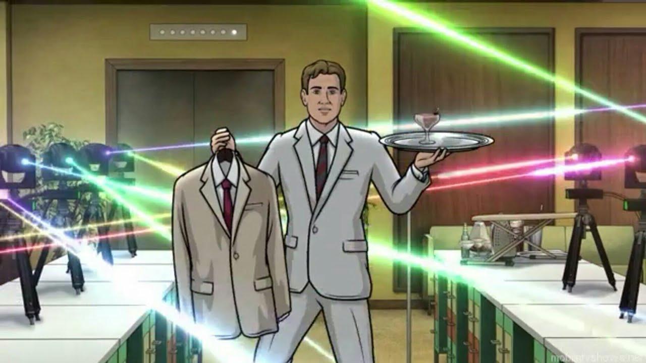 Download Archer Season 11 Episode 4 Valet Trails
