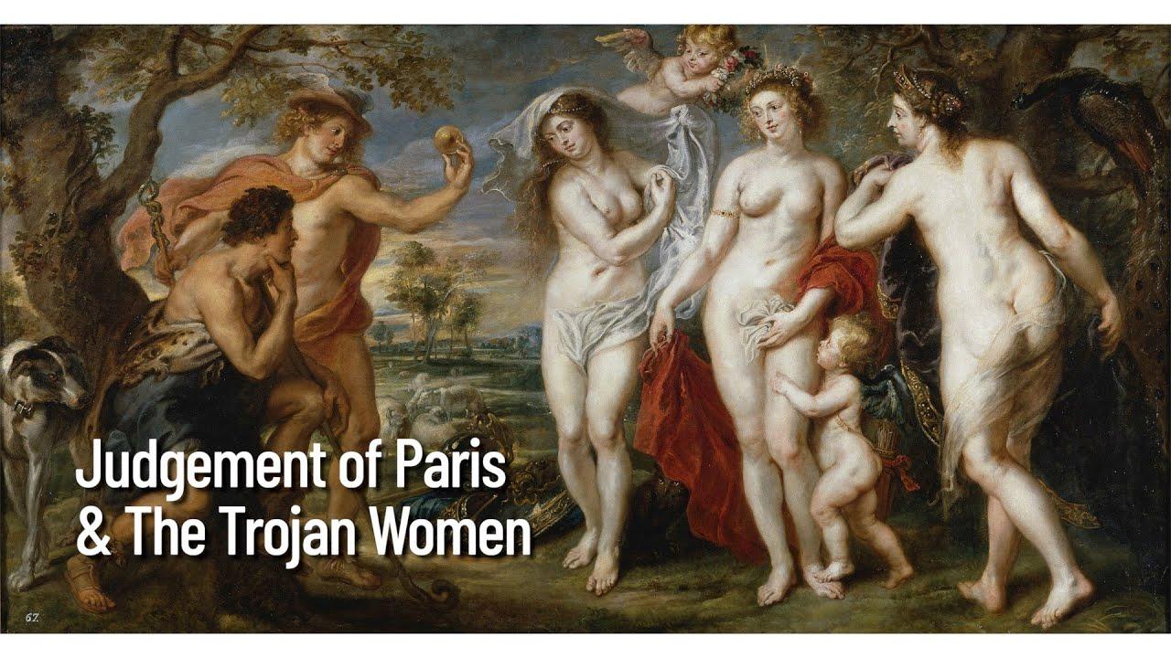 Download The Judgement of Paris and Euripide's Trojan Women