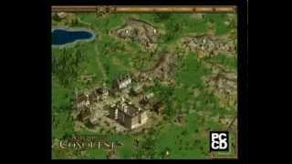 American Conquest - Game Trailer (FR, 2001)