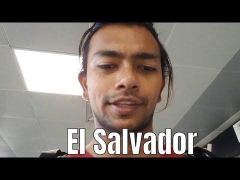 EL SALVADOR- El Tunco/La Libertad Travel VLOG