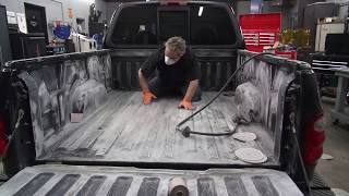 U-POL RAPTOR Bedliner and Protective Coating - Tintable with Kevin Tetz