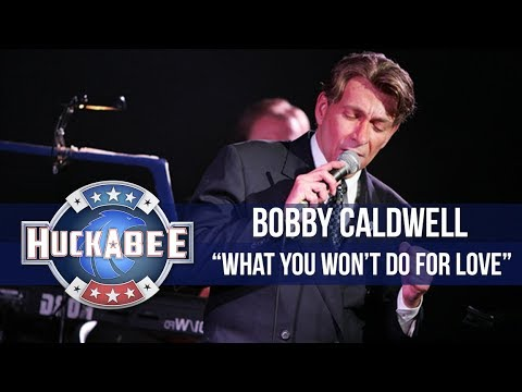 """Bobby Caldwell Performs """"What You Won't Do For Love""""   Huckabee"""