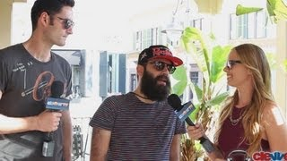 CAPITAL CITIES BAND INTERVIEW-