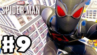Spider-Man - PS4 Gameplay Walkthrough Part 9 - All Black Cat Stakeouts!