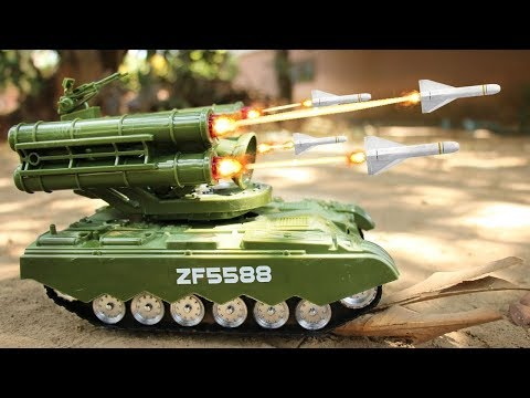 Military vehicles of the Army Terminator - Military Truck and Heavy Tank
