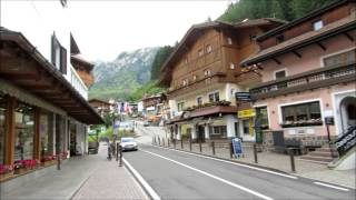 Автопутешествие в Европу: Лето 2014 года. На велосипеде по Доломитовым Альпам. день четвёртый. ч. 1