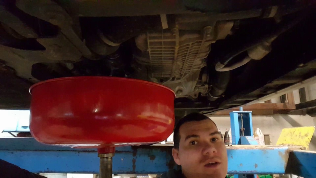 Ford Escape Ecoboost >> 2014 Ford Escape Ecoboost 1.6l oil change - YouTube