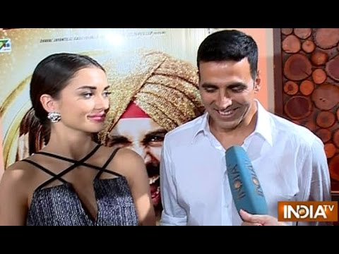 Singh Is Bliing: Akshay Kumar, Amy Jackson Exclusive Interview - India TV