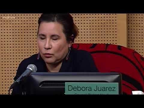 Seattle Council's Juarez opens up about MS