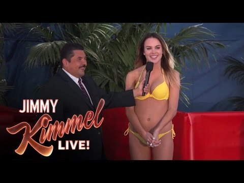 Jimmy Kimmel &39;s 8th Annual Belly Flop Competition
