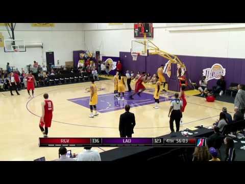 Gary Payton II NBA D-League Highlights: December 2016