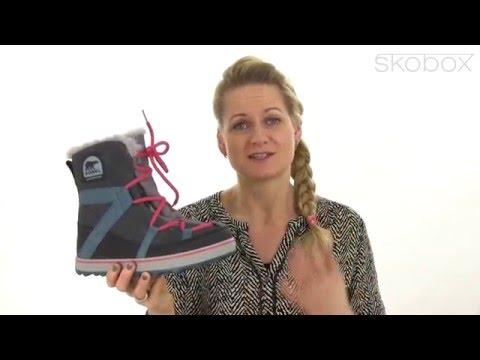2b484157 Skobox - Smart Sorel Glacy Explorer Shortie støvle - Køb Sorel støvler  online - YouTube