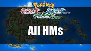 Gambar cover Pokemon Ruby Sapphire & Emerald | All HM Locations