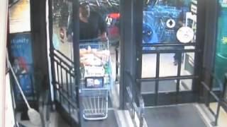 Kroger shoplifting suspect Thumbnail
