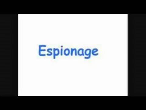 sonnerie espionage