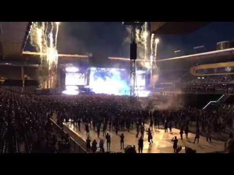 Justin Bieber Purpose Tour - Sorry Bern Stade de Suisse 15.6.2017