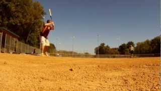 how to hit a slow pitch softball home run how it feels