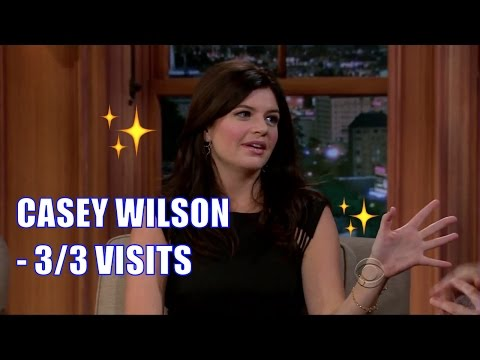 Casey Wilson - Went To A Live Sex Show In Amsterdam - 3/3 Appearances In Chron. Order [1080]